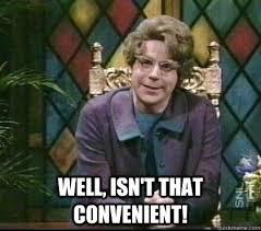 "SNL's ""The Church Lady"""