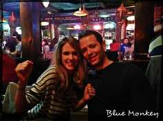 Midtown's Blue Monkey