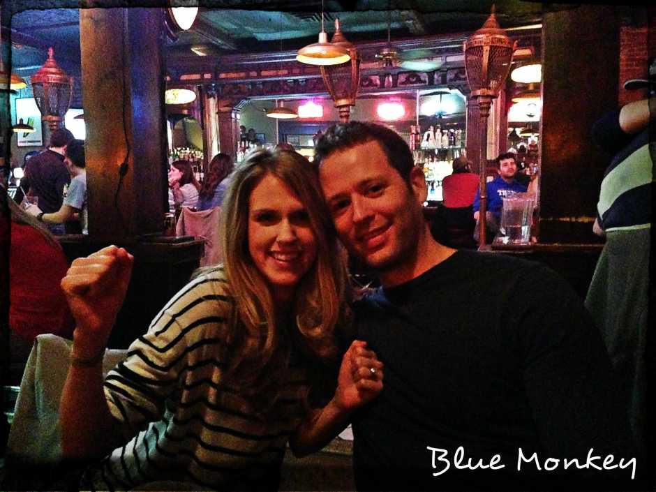 Midtown's Blue Monkey